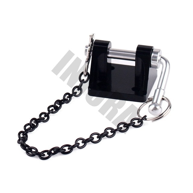 RC Car Metal Tow Hook Chain Decoration