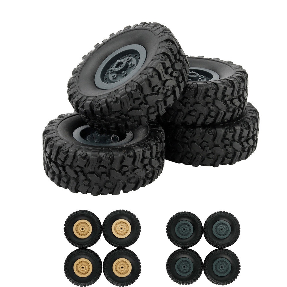 Military Track Wheels Spare Parts RC Car Parts