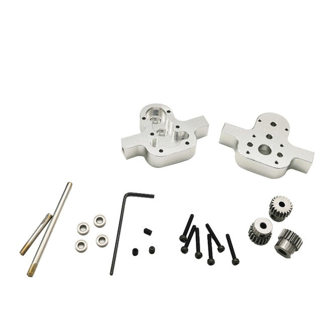 RC Car Crawler Special Metal Box Fittings Accessories