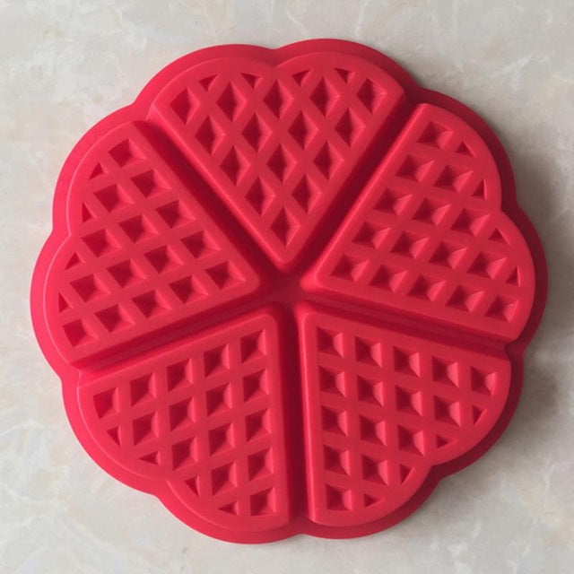 DIY Silicone Waffle Mold Maker