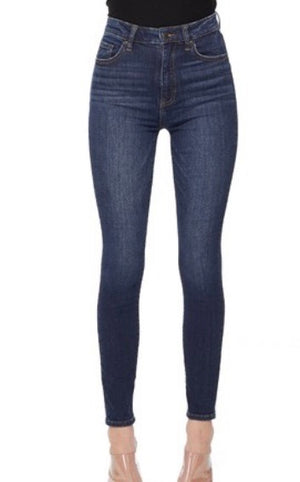 Eunina Super High Rise Non Distressed Denim - Bella