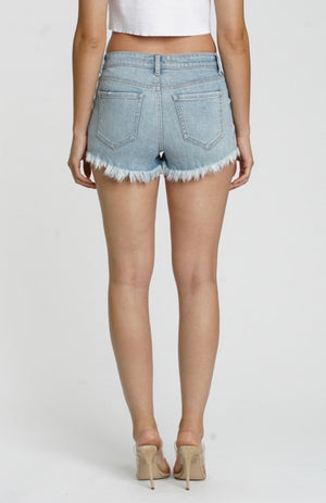 Starry Eyed Eunina LULU High Rise Shorts