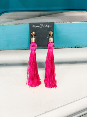 Flirting With Fun Earrings- 3 Colors Available
