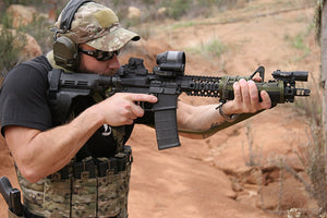 10 Day Pistol / Carbine Proficiency Course for Mil / LE