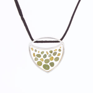 ACT417: Intersection of circles pendant