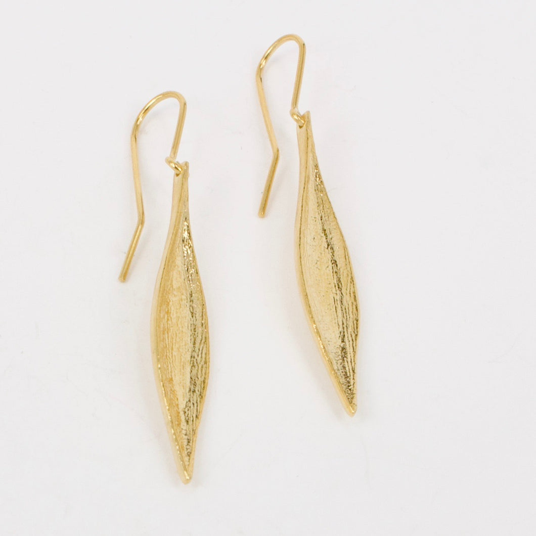 KS89: Karohirohi earrings