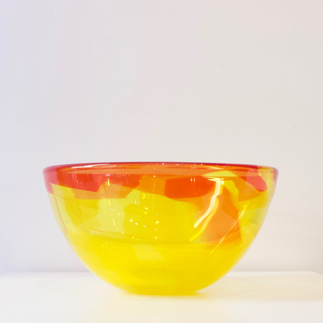 IKF81: Large murrine bowl