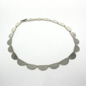 FS46: White cloud necklace