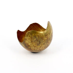 JD04: Mokume gane bowl