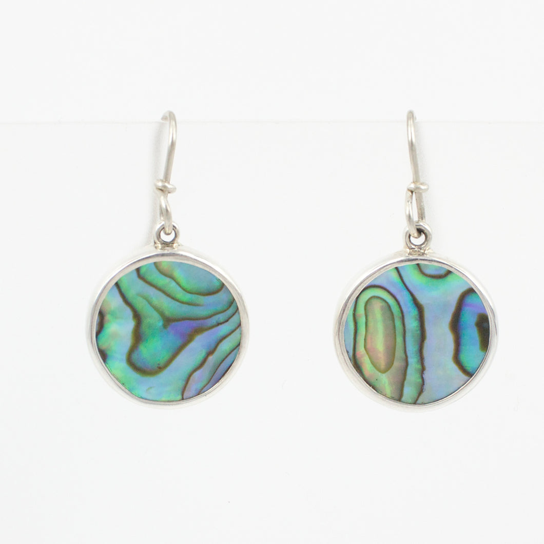 RW182: Paua earrings