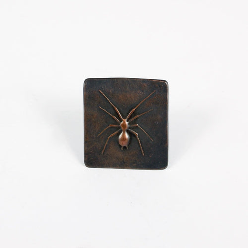 TB252: Spider brooch