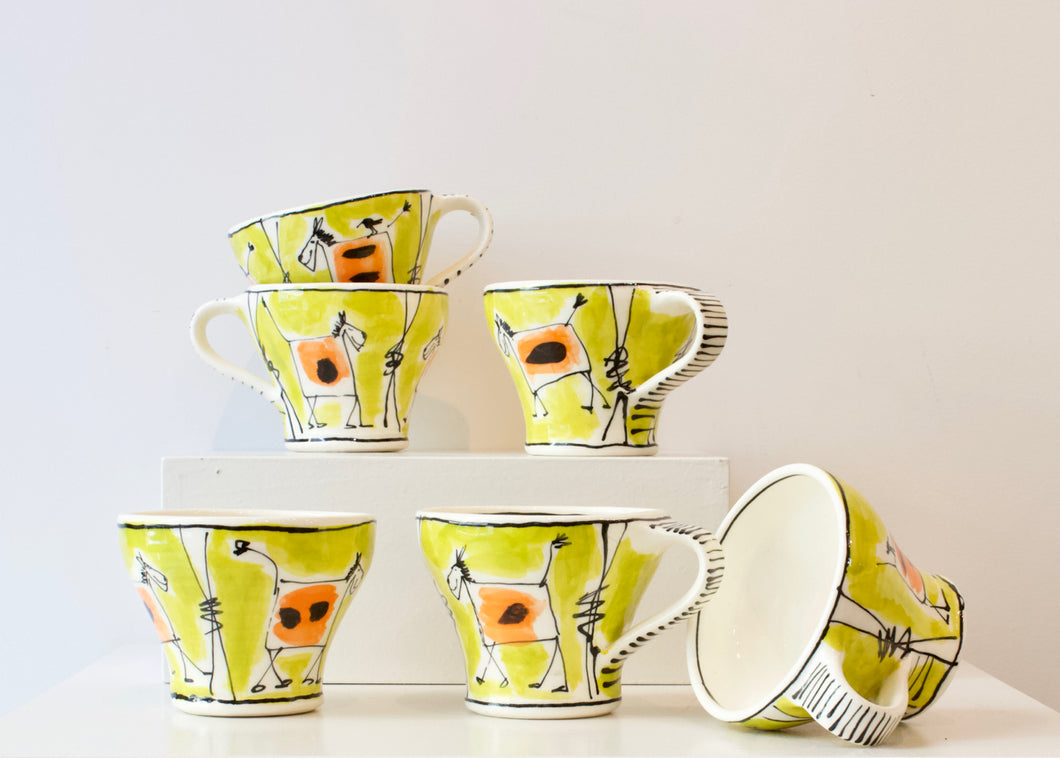 PH: Animal cups