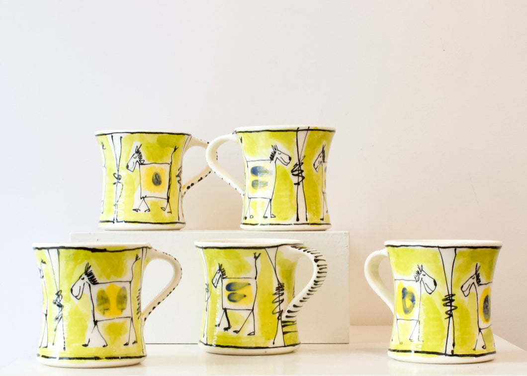 PH: Animal mugs
