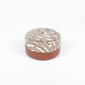JD17: Mokume gane pill box