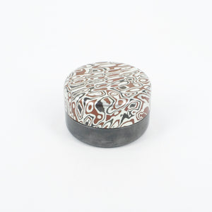 JD18: Mokume gane pill box