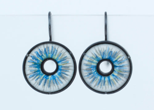 JHM6: The universe is watching earrings