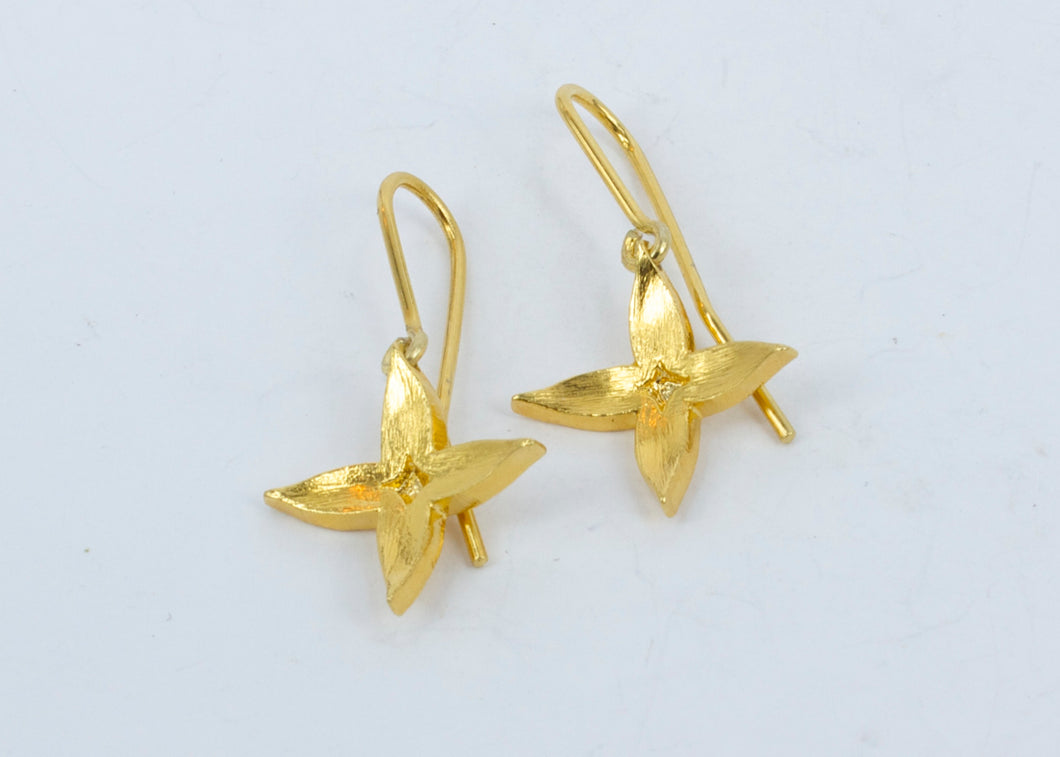 KS7: Jasmine earrings