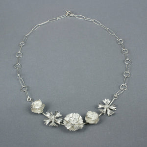 RF141: Wildflowers necklace
