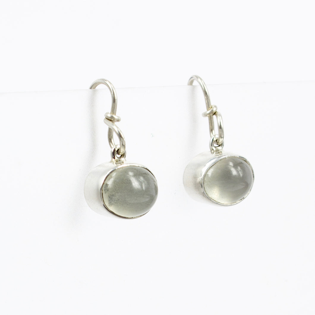 RW243: Moonstone earrings