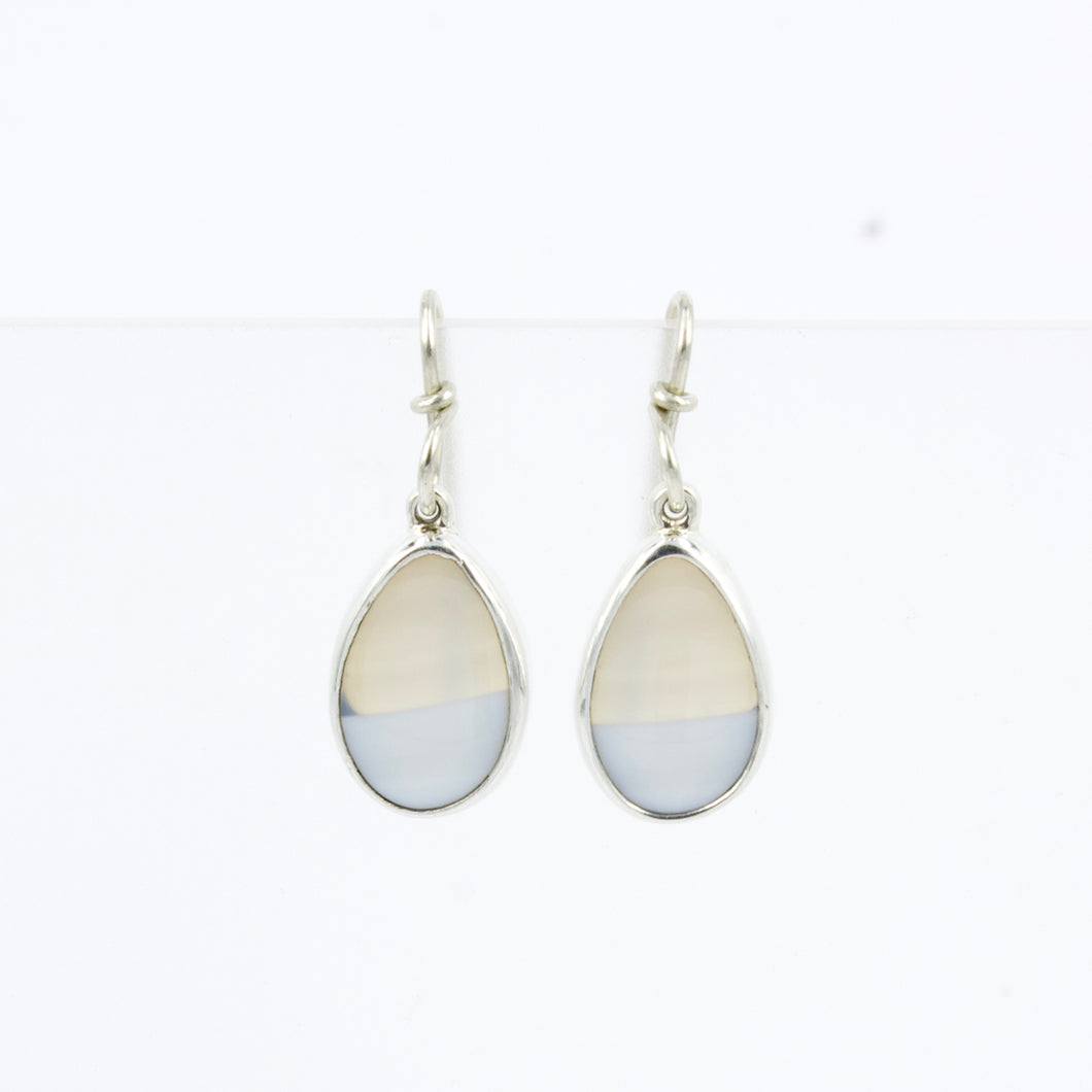 RW255: Agate earrings