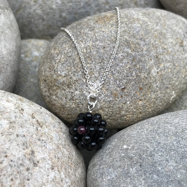 Blackberry Necklace