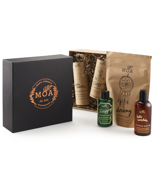 Bath & Body Box Set