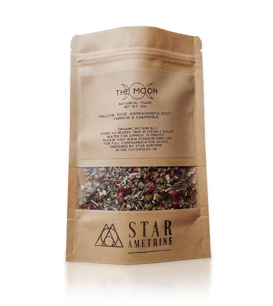 Star Ametrine The Moon Tisane
