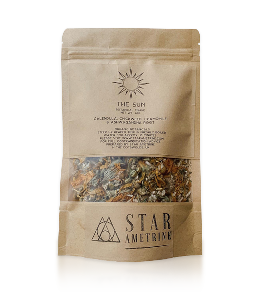Star Ametrine The Sun Tisane