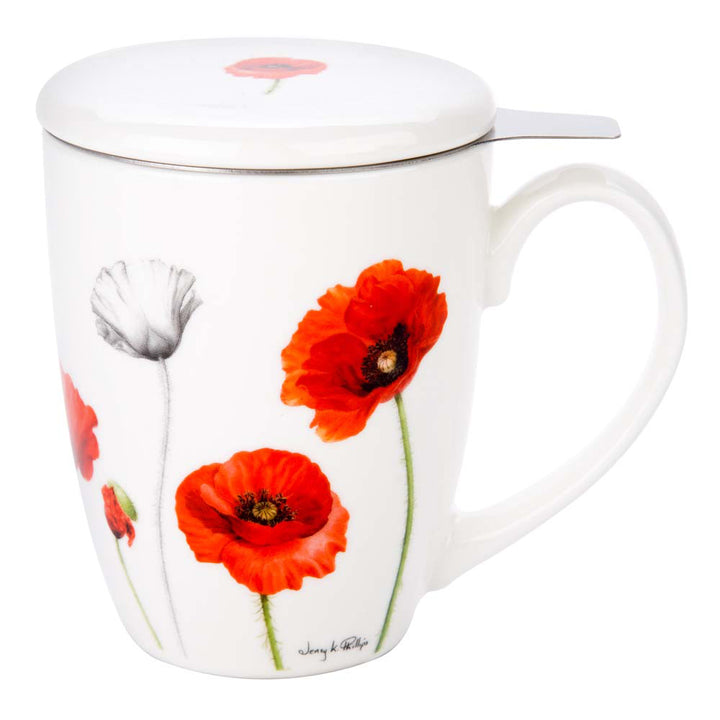 Poppies 3 Piece Infuser