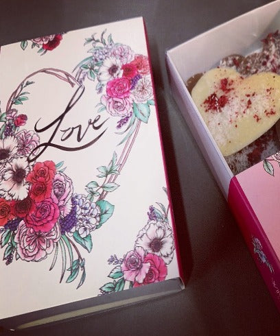 Winnow Chocolates - 'Love' boxes