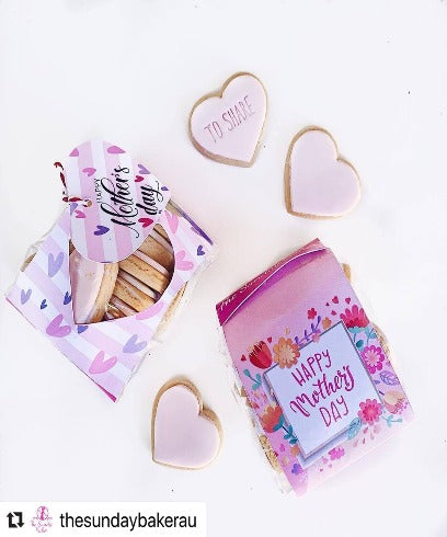 Mini Mother's Day Cookie packs
