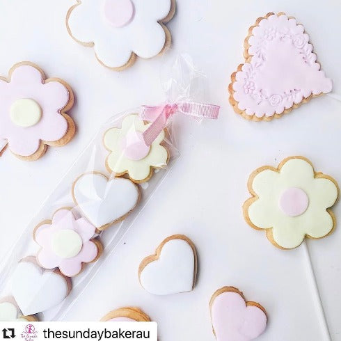 Mini Mother's Day cookies - 5 packs