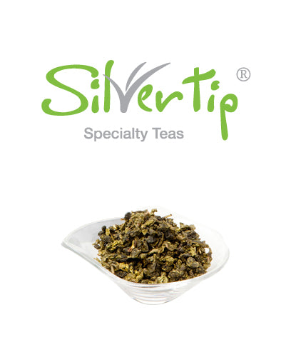 Organic China Oolong 100G Rolled Green