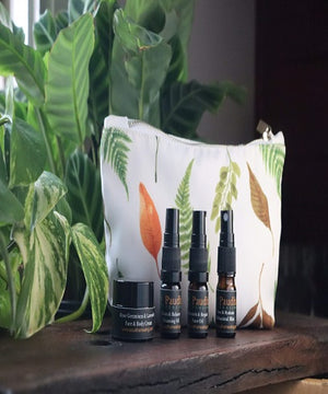 Nourish & Cleanse Gift Pack by Paudha Healing