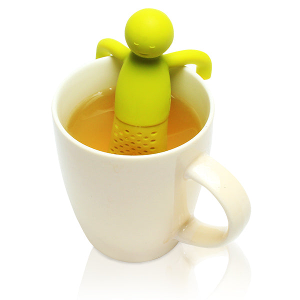 Tea Infuser Tea Man silicone