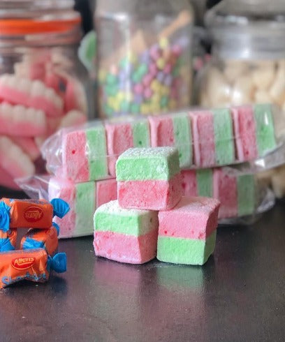 Marshmallows - 12 Pieces - Toffee Apple
