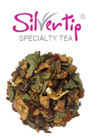 POMEGRANATE  MINT FRUIT TEA ORGANIC 100g