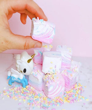 Marshmallows 12 Pieces - Fairy Floss