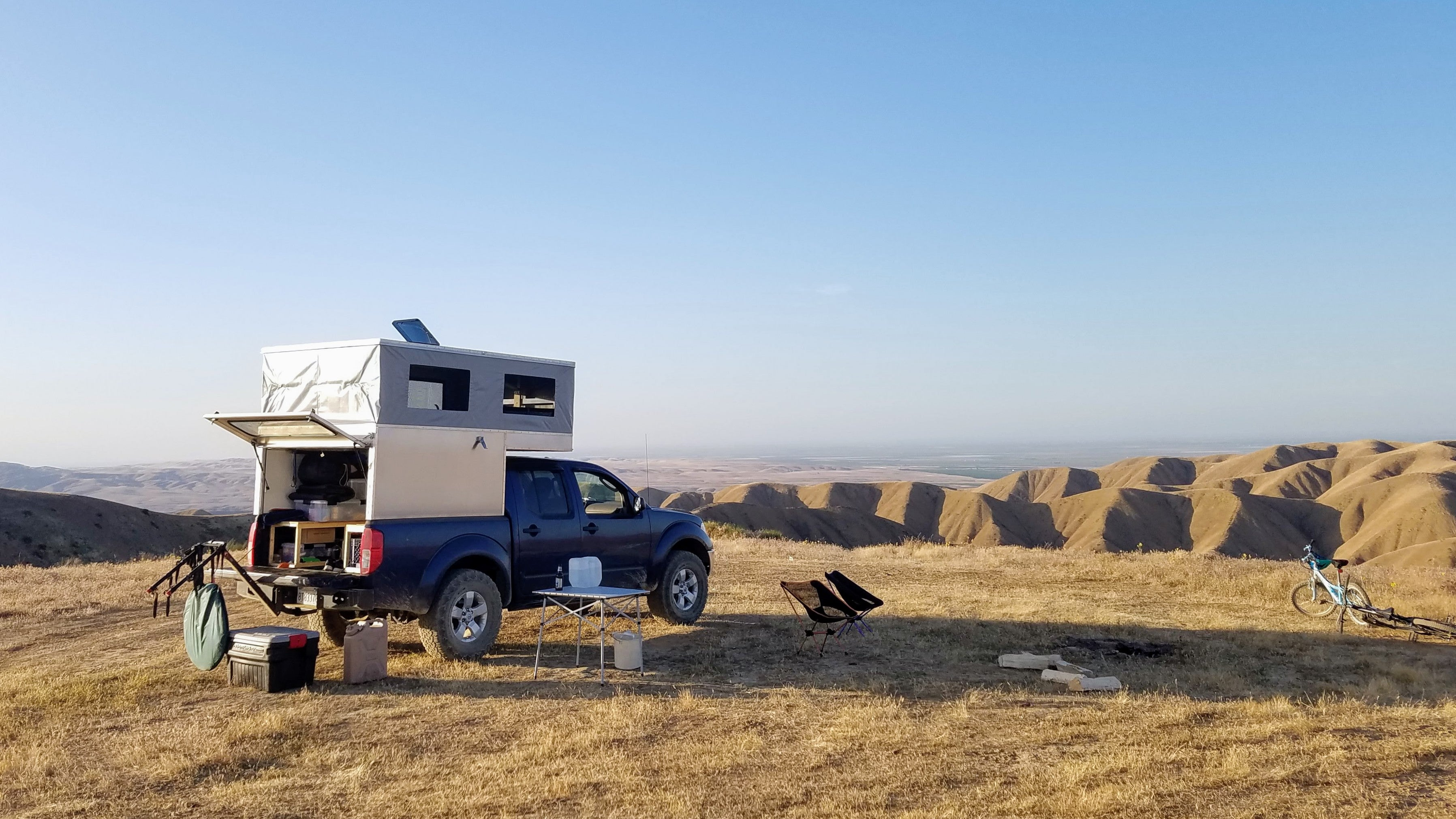 OVRLND Custom Pop Top Camper Shell