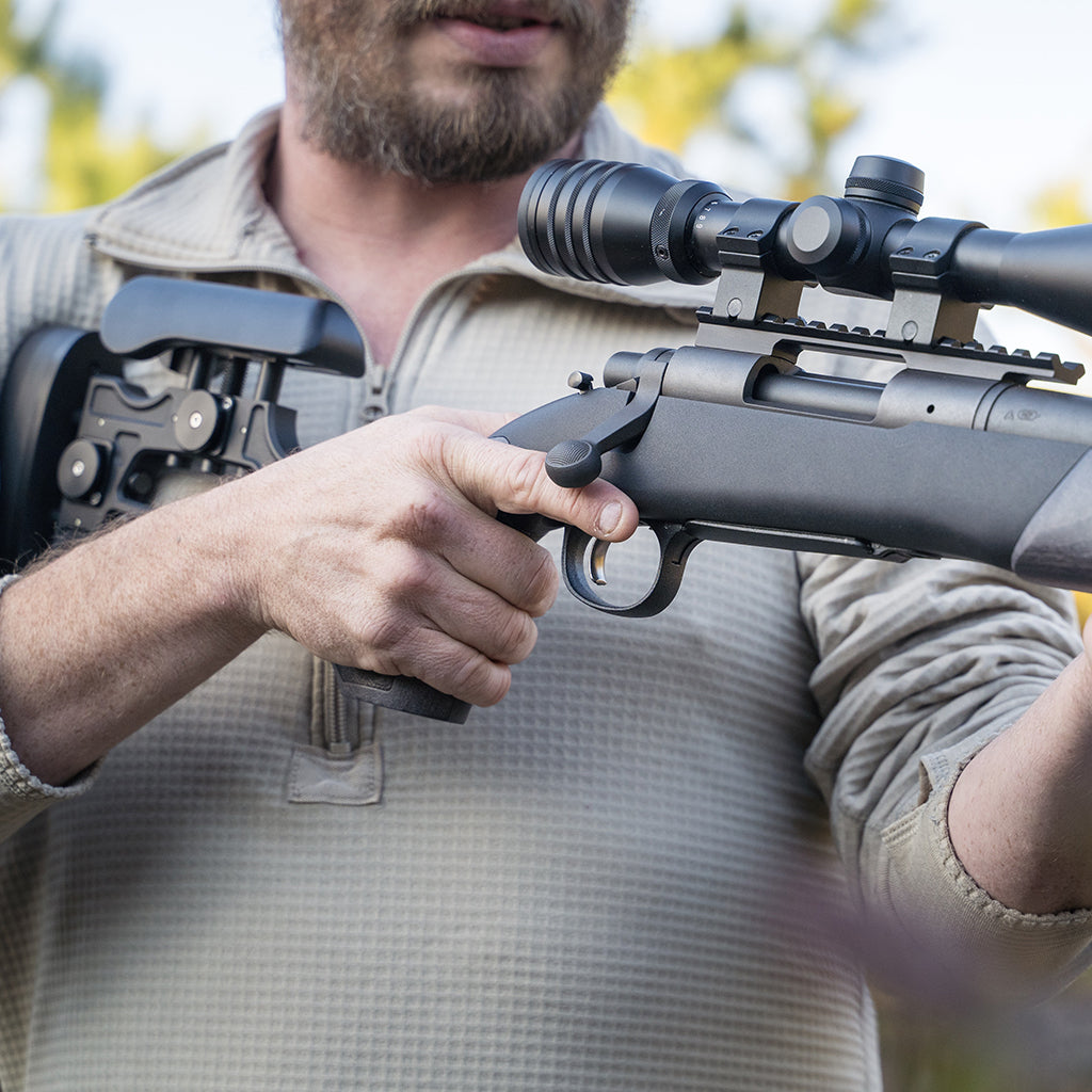 Is Aircraft-Grade Aluminum —Not Carbon Fiber—the Precision Shooting Material of the Future?