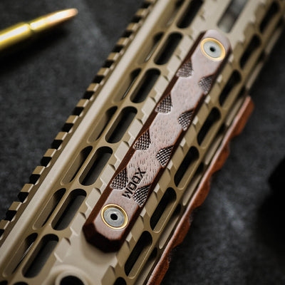 M-Lok™ & KeyMod™ Rail Covers (Set of 3)