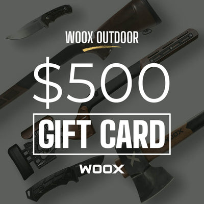 WOOX Outdoor E-Gift Card