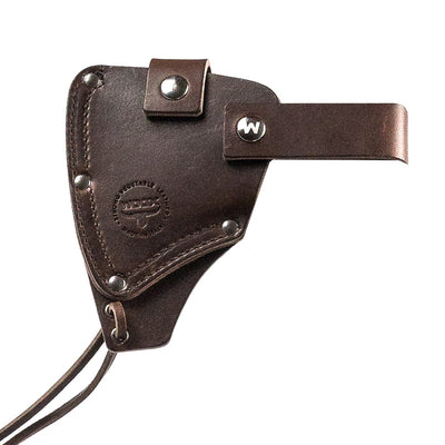 Genuine Leather Axe Sheath