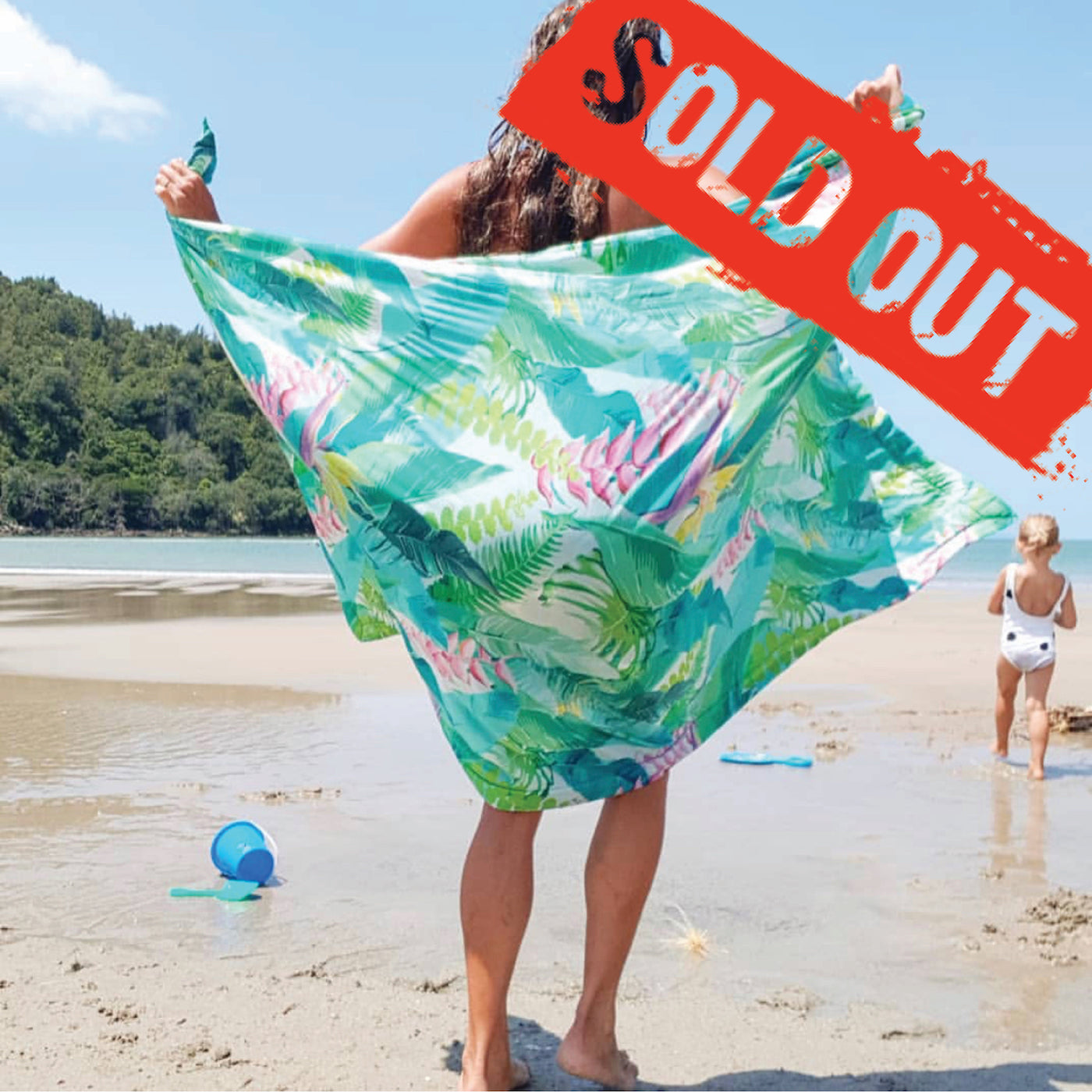 Tropical Wild Thing Towel - SOLD OUT
