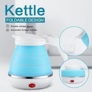 Foldable Electric Travel Kettle - theprimelabel