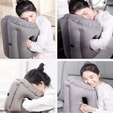 Inflatable Travel Pillow - theprimelabel
