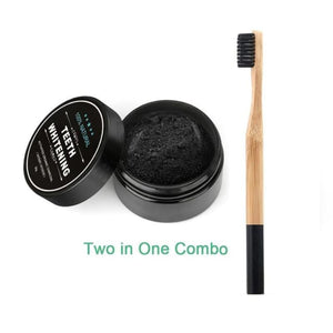 Natural Activated Charcoal Teeth Whitening Powder - theprimelabel