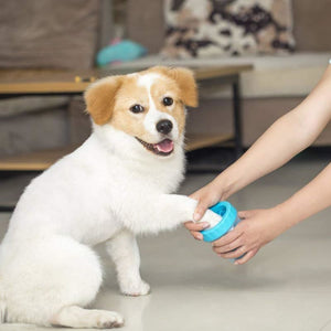 Pet Paw Cleaner - theprimelabel