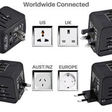 Smart Travel Adapter - theprimelabel