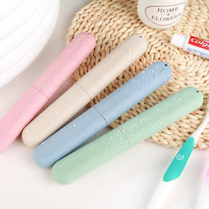 Travel Accessories Toothbrush Tube Cover Case - theprimelabel